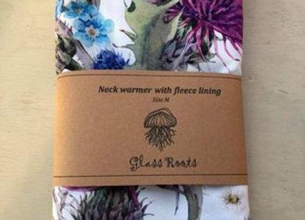 Glass Roots Neck Warmer - Fleece Lined