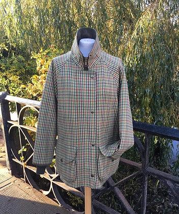 Tweed Field Jacket