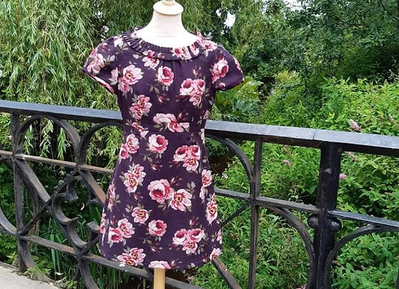 Peony Floral Dress