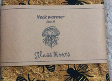 Glass Roots Neck Warmer - Cotton Lined