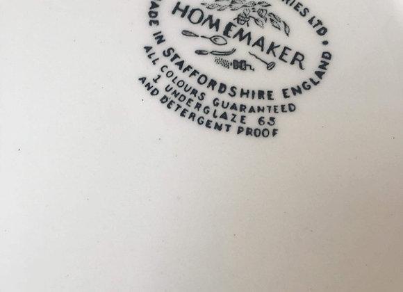 """Homemaker Desert Plate 7"""""""