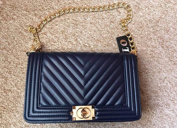 New Navy Handbag
