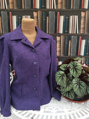 Heather Tweed Jacket