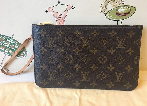 Louis  Vuitton Pouch and Strap
