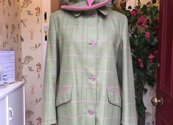 The Bloomsbury Tweed Jacket & Hat