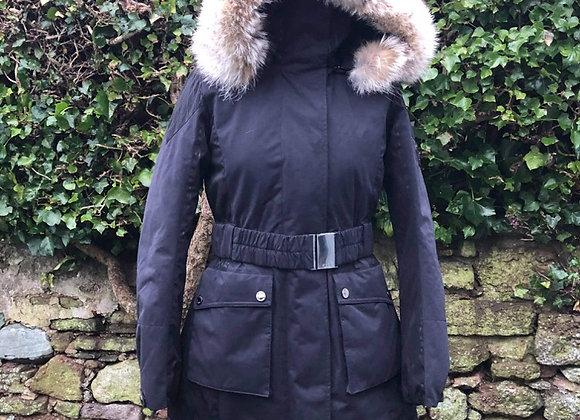 Karrimor Black Parka Coat