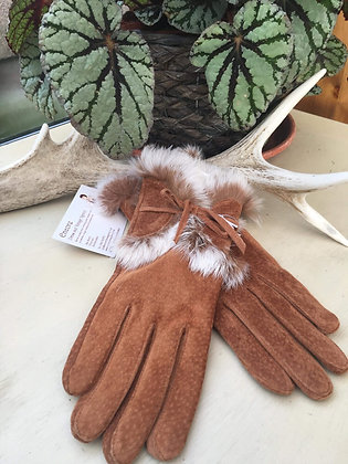 New Dents Suede Gloves
