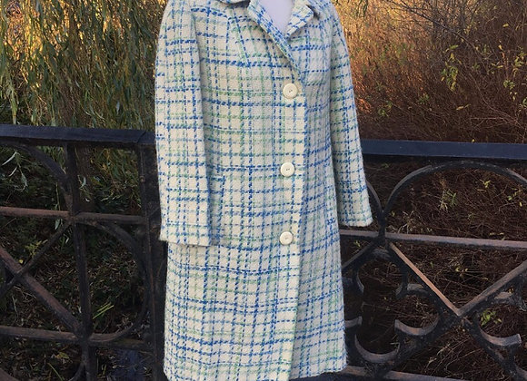 1960's Wool Coat