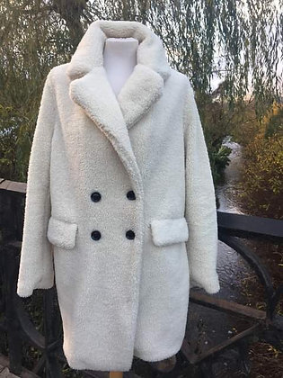 Teddy Bear Fleece Coat