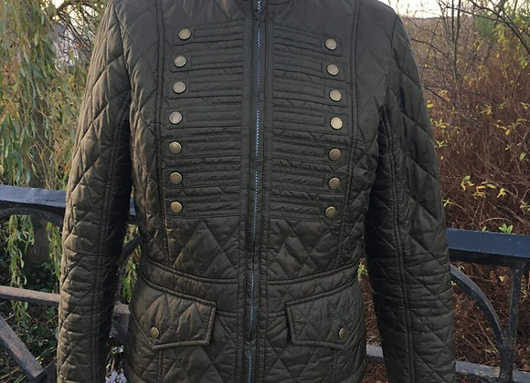 Qulilted Barbour Jacket
