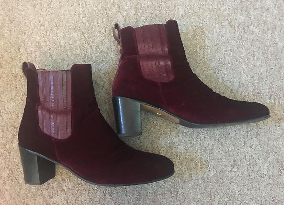 Fairfax and Favor Ankle Boots