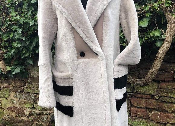 Rino & Pelle Shearling Coat