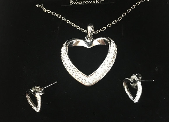 Swarovski Crystal Set