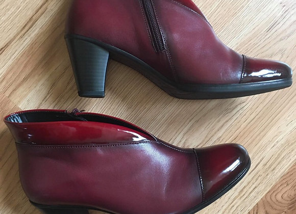 Gabor Leather Shoe Boots