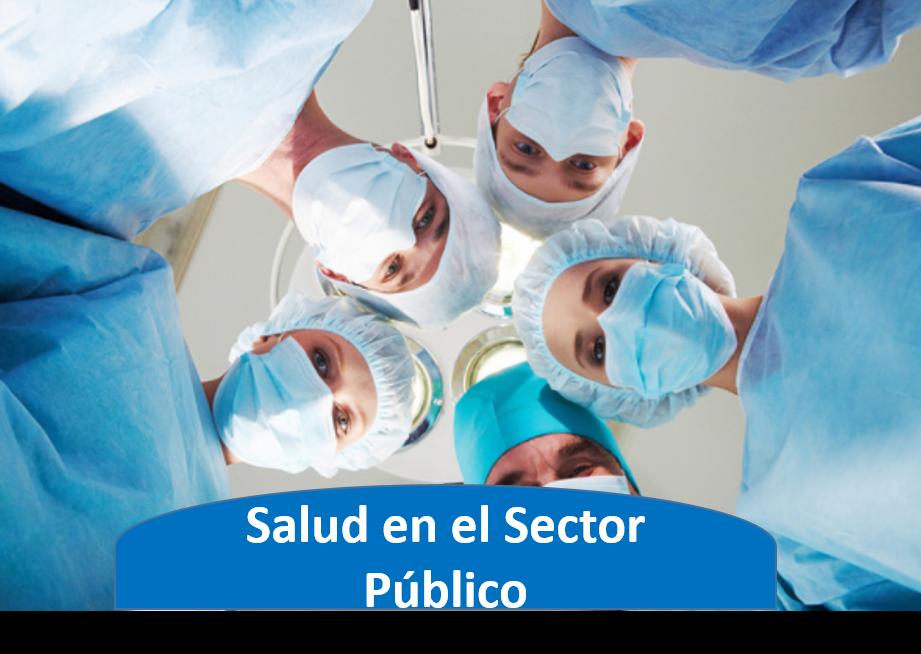 Salud en el Sector Público