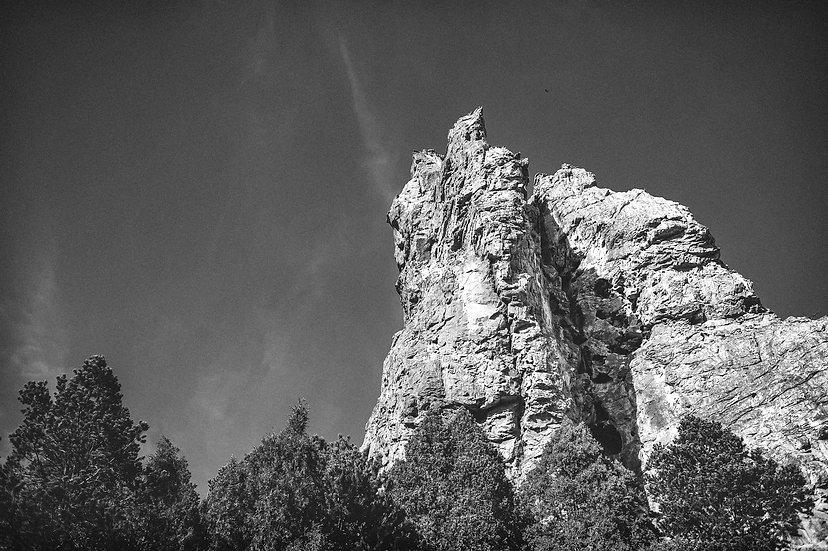 Glen Eyrie Canyon