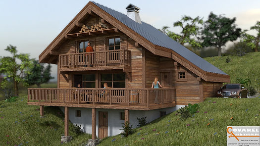 Location chalet luxe 14 personnes