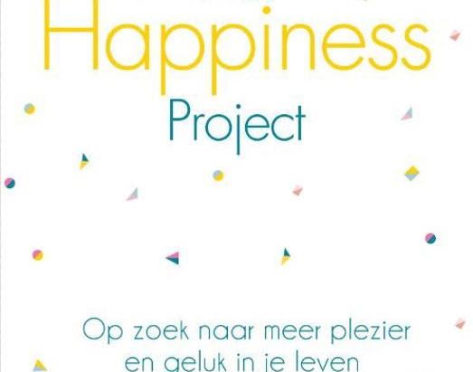 Kleine dingen doen om je geluk te vergroten.  Tip: het boek; The Hapinessproject!