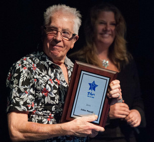 John Mayall inducted into the Blues Hall of Fame