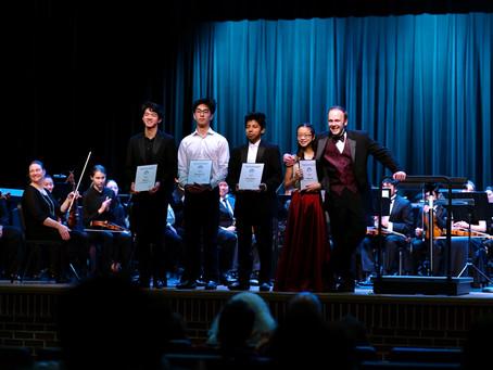 "Alpharetta Symphony Orchestra 2020 ""Solos of Spring"" Concert"