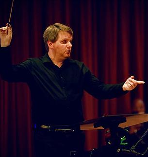 Dr. Grant Gilman, Conductor & Artistic Director AlphaSO