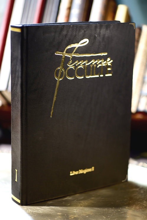 LIMITOVANÁ EDICE Liber Magicae I. v Češtině