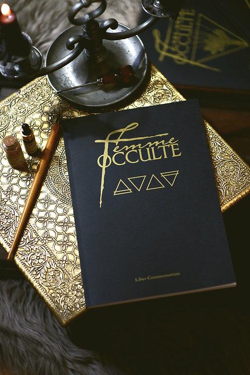 Liber Commentarium - Femme Occulte Zápisník/Journal