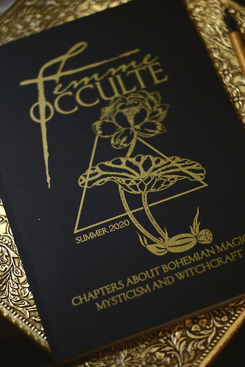 Femme Occulte SUMMER 2020 issue in English
