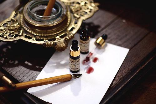 Dragons blood Ink / Inkoust z Dračí krve
