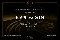 Flyer Ear Sin Gig The Lion Pub.jpg