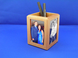 4 SIDED PENCIL HOLDER