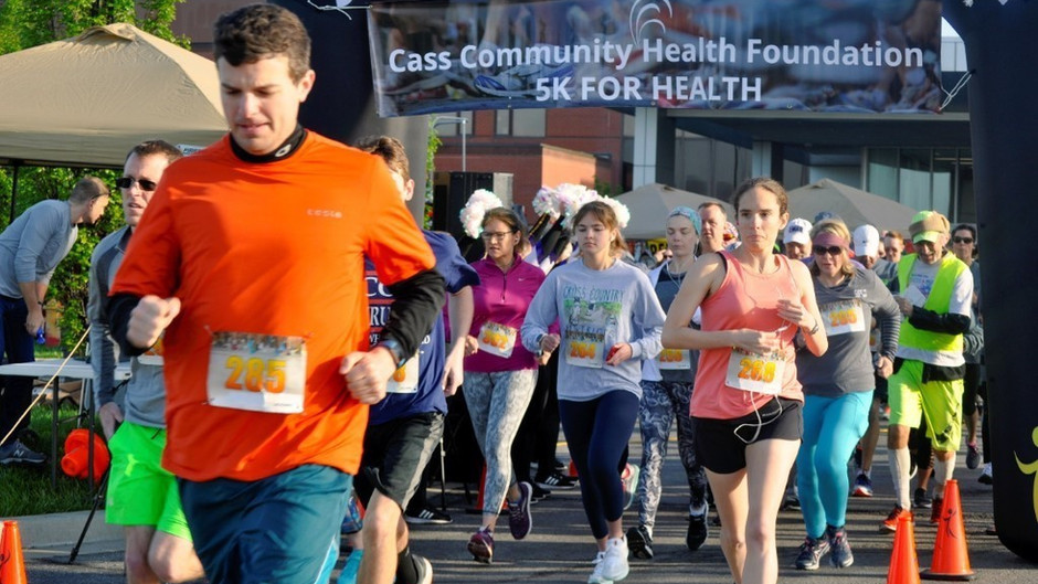 Health Foundation sets annual 5K for September