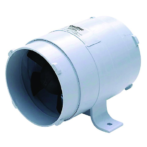 SeaChoice In-Line Bilge Blower 4""