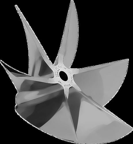 Lab Finish 6-Blade CNC Cleaver