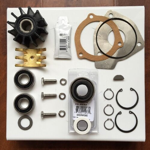 Impeller Kit Minor GT-40 PCM