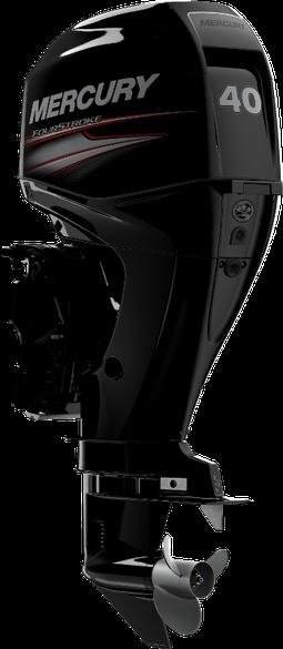 FourStroke 40 4-Cylinder