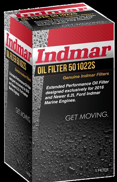 Indmar Oil Filter Cartridge 6.2L FD