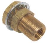 Fitting-Bulkhead Brass 1/4Fnpt