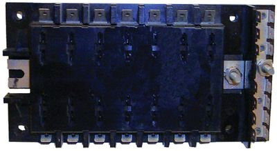 14 Gang ATO Fuse Block with Ground Bar