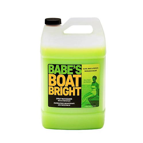 Babe's Boat Bright