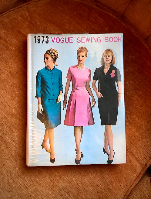 The Vogue Sewing Book, 1973