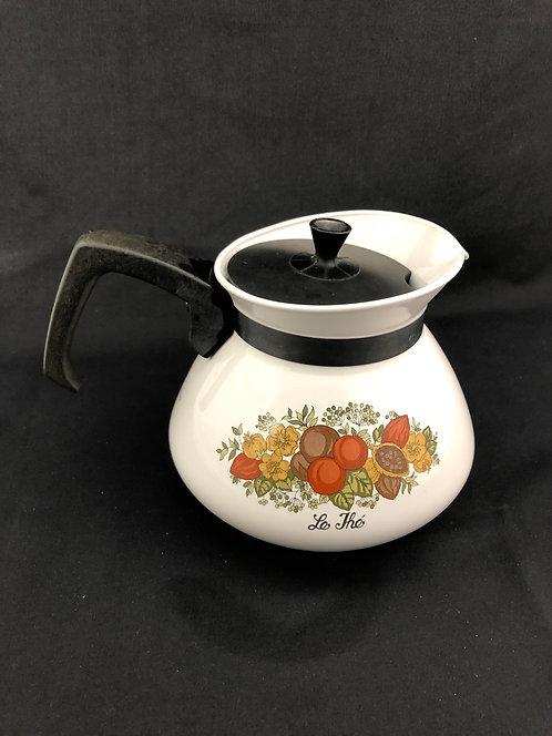 Corning Ware Spice of Life Coffee Pot