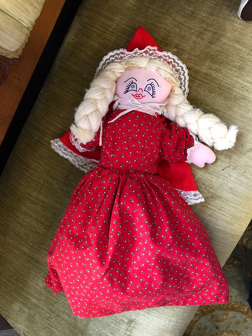 Another Topsy Turvy Doll