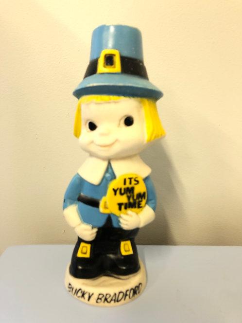 W. T. Grant Squeaky Toy for Bucky Bradford Restaurants