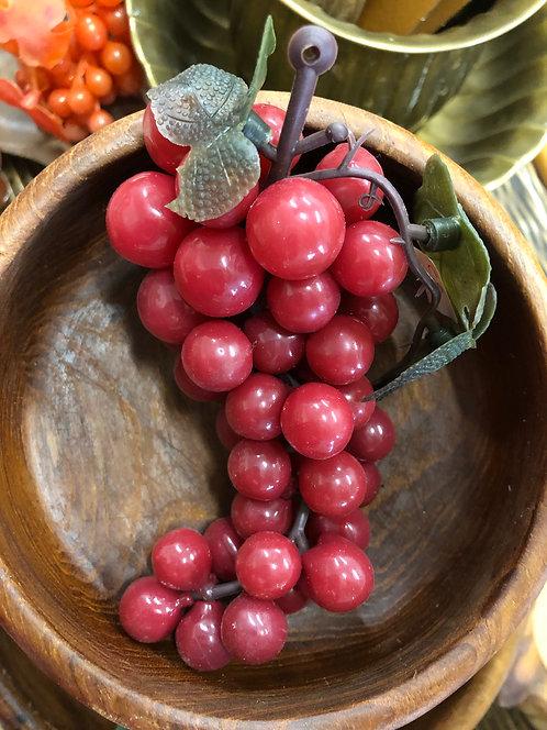 Rubber Grapes