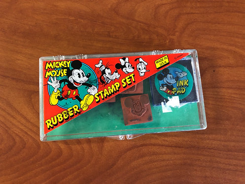 Mickey Mouse Stamp Kit