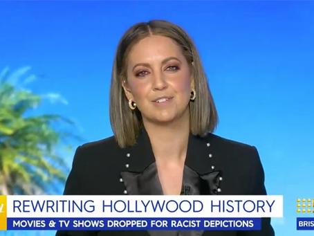 About cancel culture Brooke Boney Gave A Stunning Speech On Racism In Media On 'The Today Show'