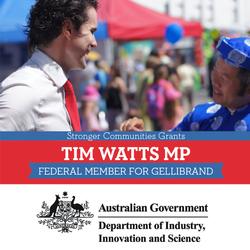 Tim Watts MP