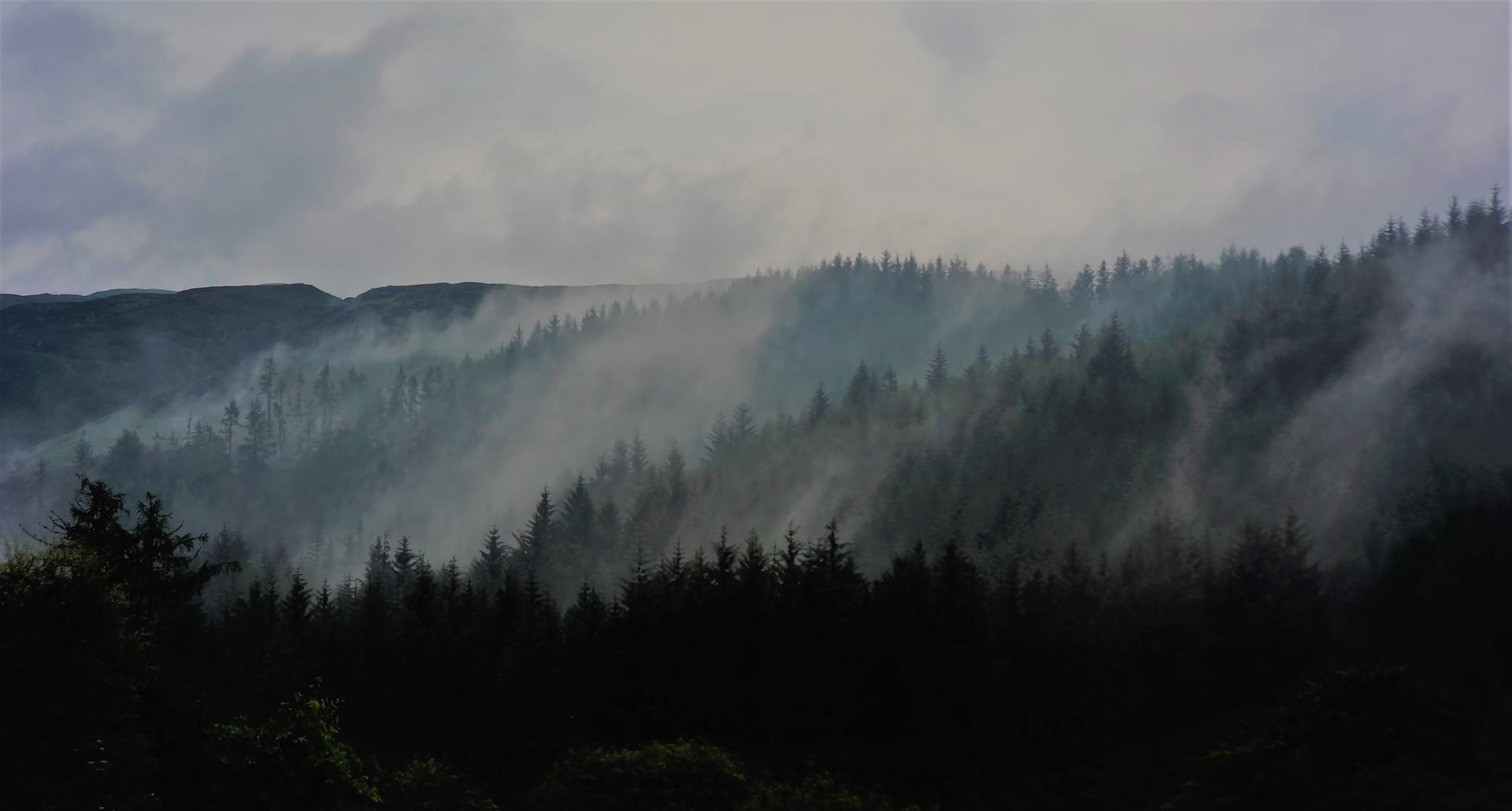 Romantic Scottish landscapes - photography Charlotte Smith