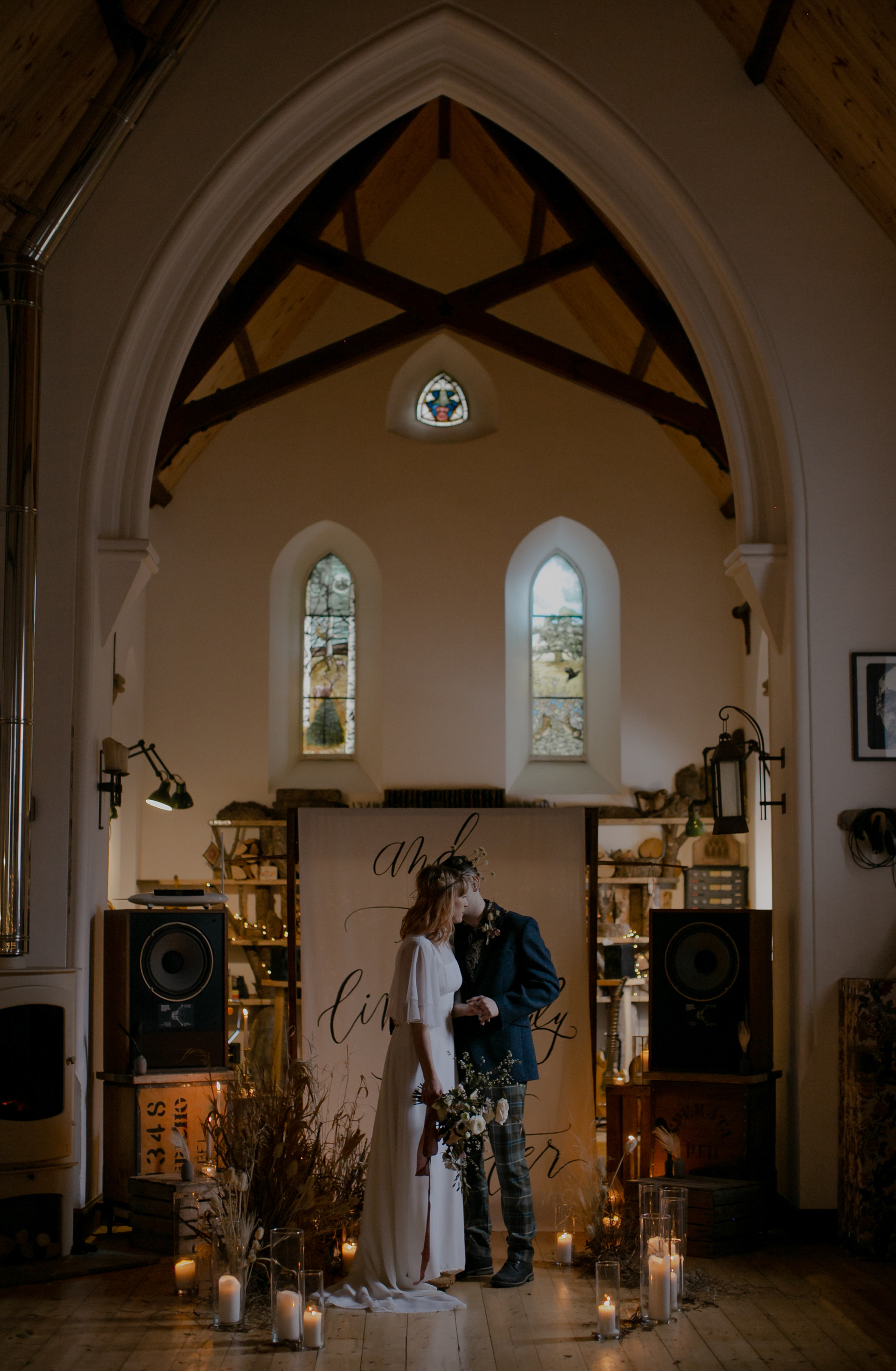 Elopement in the Scottish Highlands. Melody Joy Photography